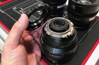 SLR Magic APO Lenses & PL to EF Adapters