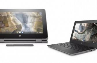 HP Chromebook X360 11 G2 EE, Chromebook 11 G7 EE With Military Grade Durability Announced