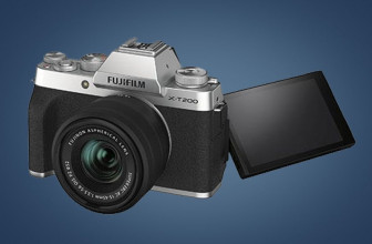 Fujifilm X-T200 is official and looks like a superb beginner mirrorless camera