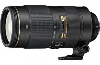 Nikon AF-S Nikkor 80-400mm f/4.5-5.6G ED VR