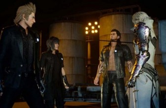 Final Fantasy 15 receives PS4 Pro support in new patch