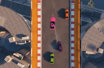 Grand Theft Auto is going back to its top-down roots with new Tiny Racers mode
