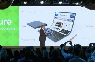 Lenovo's latest concept is a flexible laptop with a screen you can bend