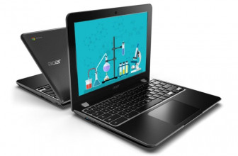 Acer Chromebook 512 pair are designed to withstand classroom hijinks