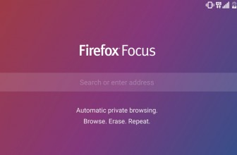 Firefox Focus private browser arrives on Android