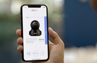 eBay uses iPhone head tracking to help you shop hands-free