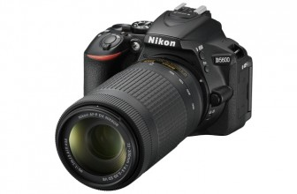 Nikon D5600 DSLR With SnapBridge Functionality Launched; Coming to India End of November
