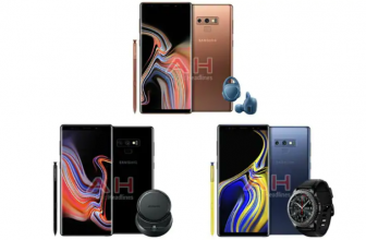 Samsung Galaxy Note 9 Price, Brown Colour Option, New Renders Leaked; Bixby 2.0 Detailed
