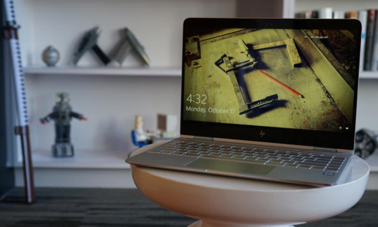 HP Spectre x360 review: Faster, smaller, and better than before