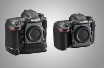 Nikon announces special-edition metallic gray D5 and D500