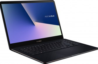Asus ZenBook Pro 15 Laptop With 4K Display, Intel Core i9 Processor Launched