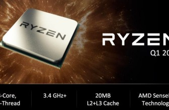 AMD Zen Is Now Ryzen, Desktop CPUs Clocked at 3.4GHz+ Coming Q1 2017