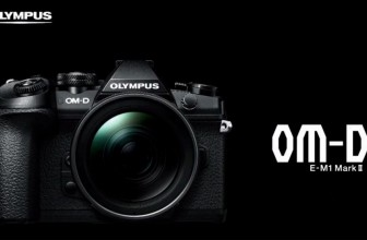 The Olympus OM-D E-M1 Mark II is the new speed king