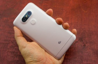Looks like the LG G6 may not be waterproof