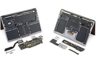 MacBook Laptops With M1 Processor Show Similar Internals to Intel-Powered Models, iFixit Teardown Reveals
