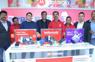 Motorola to Open 50 Moto Hub Stores in Delhi