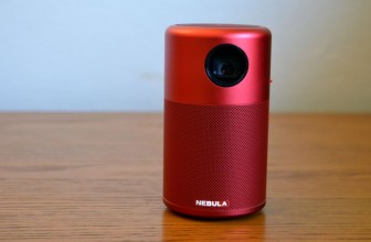 Nebula Capsule projector review