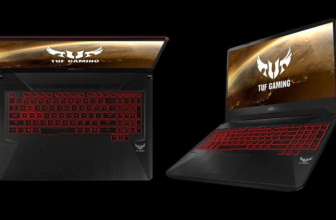 Asus TUF Gaming FX505DY, TUF Gaming FX705DY Laptops Launched in India With AMD CPU and GPU