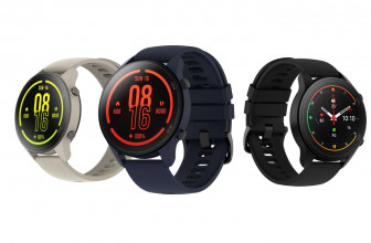 Xiaomi says its new smartwatch only needs to charge twice a month