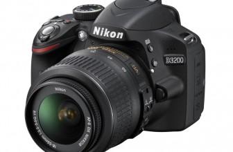 Nikon D3200 review – A bargain at under £270