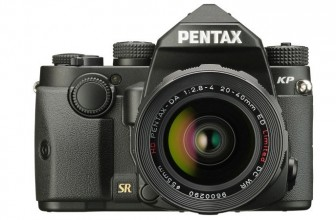 Ricoh Launches Pentax KP Weatherproof DSLR at Rs. 88,584