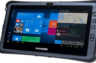 Durabook unveils its first rugged tablet with Intel power
