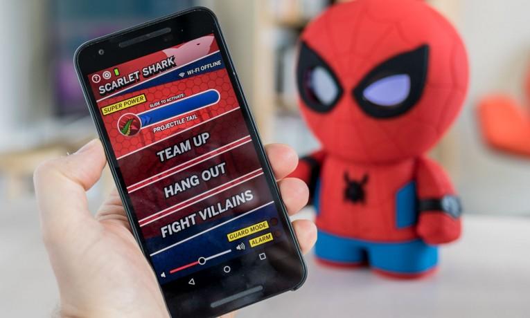 Sphero Spider-Man review