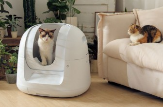 This AI litter tray analyzes your cat's health and uses NASA tech to clean itself