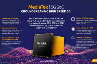 Mediatek's 5G chipsets are ready for cheaper next-gen phones