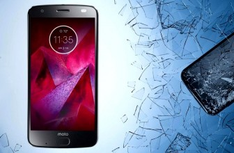 Healing powers: Motorola patents screen tech that fixes cracks with heat