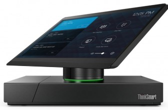 Lenovo's new ThinkSmart Hub promises to revolutionize videoconferencing