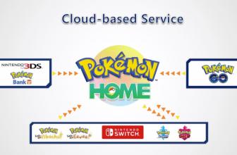 Pokémon Home cloud service connects games across platforms