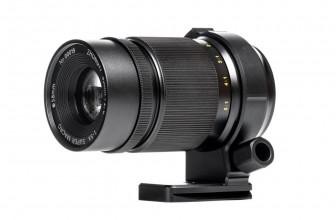 ZY Optics announces its Mitakon Creator 85mm F2.8 1-5X 'Super Macro' lens