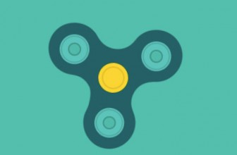 Google Catches Fidget Spinner Fever, Has One as an Easter Egg
