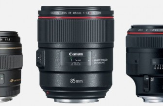 Canon 85mm Shootout: f/1.2 vs f/1.4 vs f/1.8