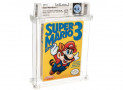 A rare copy of Super Mario Bros. 3 has become the most expensive video game ever