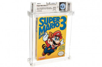 A rare copy of Super Mario Bros. 3 has become the most expensive video game ever