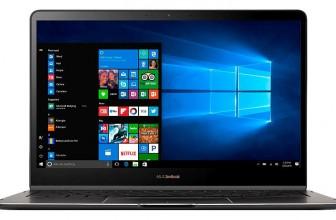 Computex 2017: Asus ZenBook 3 Deluxe, ZenBook Flip S, and More Announced