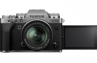 Fujifilm's new flagship X-T4 camera has in-body stabilization