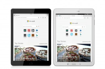 Microsoft Edge browser arrives on iOS and Android tablets