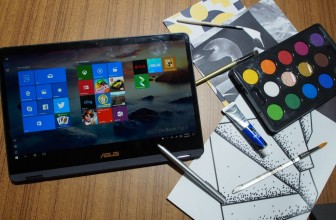 Hands on: Asus ZenBook Flip S review
