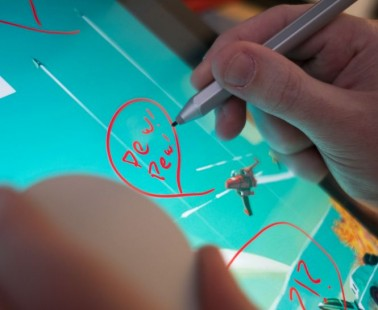 Microsoft patents haptic feedback tech for Surface Pen
