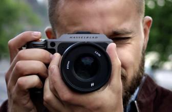 Hasselblad X1D II 50C confirmed