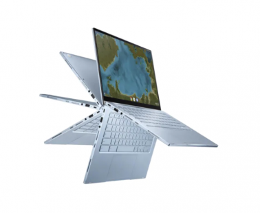 Asus Chromebook Flip C433 Is the Company's Latest Mid-Range Convertible Chromebook Laptop