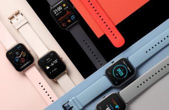 New Huami Amazfit GTS smartwatch is here, and it looks just like an Apple Watch