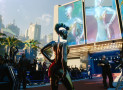 Grimes details her character's backstory in 'Cyberpunk 2077′