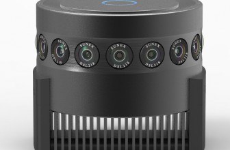 Live Planet camera system live streams in VR