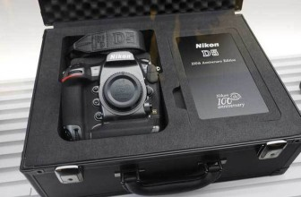Nikon 100th Anniversary – Nikon D5 and D500 Special Edition