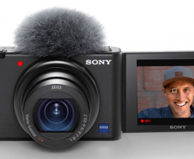 Sony ZV-1 Vlogging Digital Camera With Flip-Out Display, Face Tracking, 4K Recording Support Launched