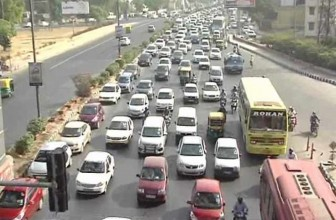 Cyberabad Traffic Police Launches 'Eye-Worn Cameras'